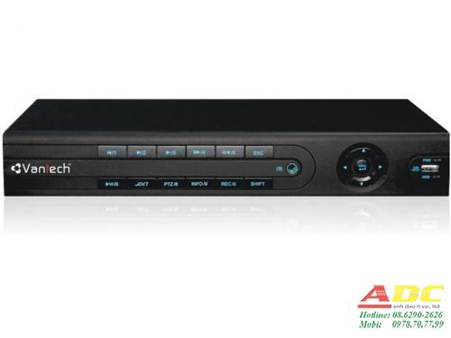 Đầu ghi hình AHD 16 kênh VANTECH VP-16260AHDM